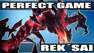 rek sai jungle german montage guide to the perfect game s6 jgl deutsch skin eternum ranked