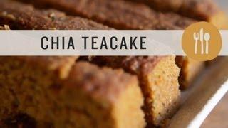 Chia Teacake - Superfoods