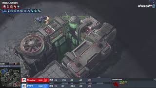 GSL Super Tournament S2 16강 8경기 장현우 vs 전태양