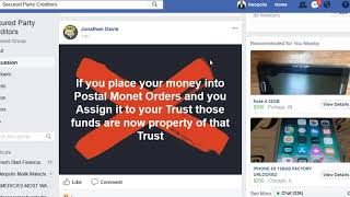 The Postal Money ORDER