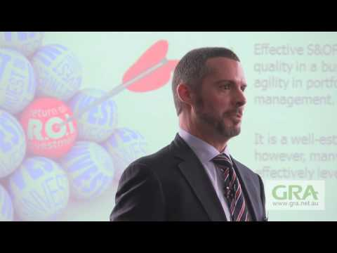 GRA Driving a return from your supply chain investment