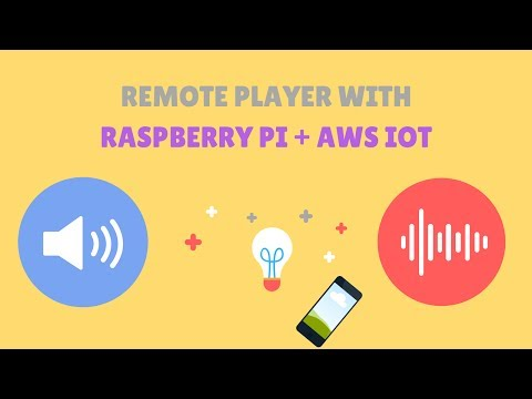 Music Player with Raspberry Pi and AWS IOT