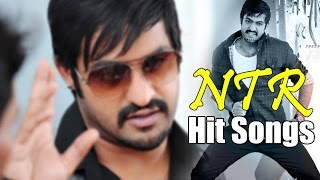 Jr Ntr Hit Songs - Ntr Birthday Special - Back 2 Back Telugu Songs - Video Songs Jukebox