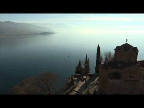 Macedonians send out SOS from Europe's oldest lake