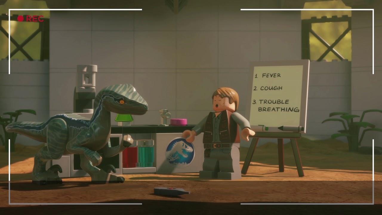 【侏羅紀世界】保護恐龍安全