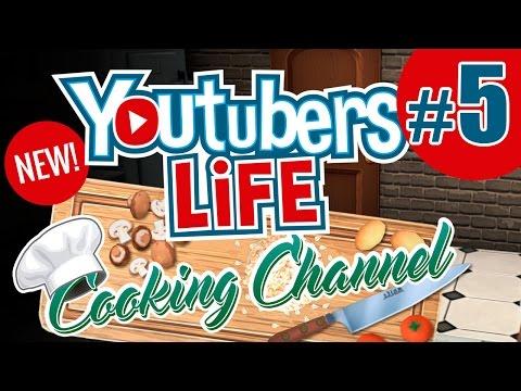 Улучшаем нашу кухню - Youtubers Life (кулинар) - #5