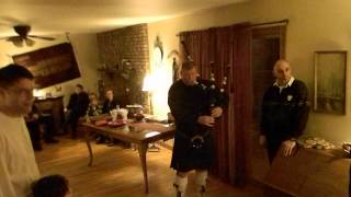 ROBERT BURNS DINNER 2014 CHEYENNE WYOMING