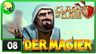 Clash of Clans [08] - Wie man die Magier besser nicht nutzen sollte ★ Let's Play CoC