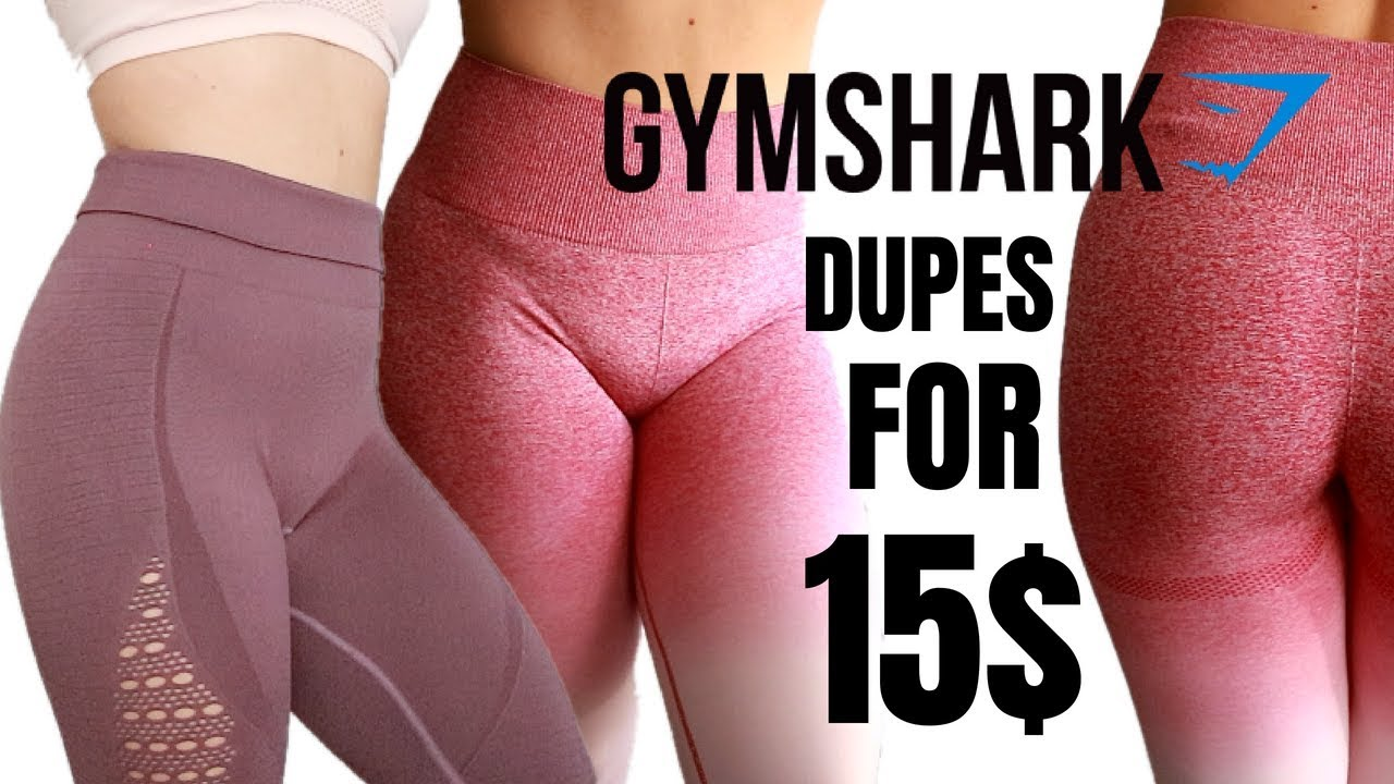 2c5a6d056a720 Seamless leggings for 15$ | ALIEXPRESS vs GYMSHARK | Energy seamless & Ombre  dupes