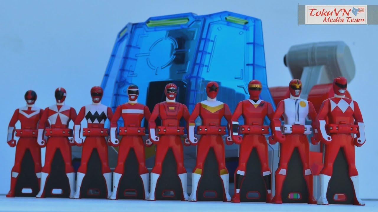 Tmt 133b Review Control In The Rangers Key Super Sentai
