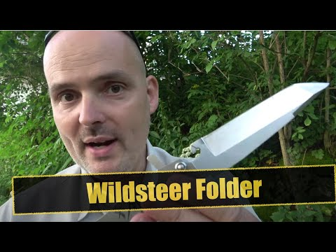 Wildsteer WX Folder Vorstellung| Survival Messer