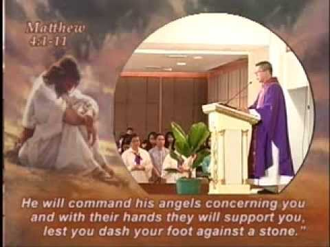 Sunday TV Healing Mass for the Homebound (March 09, 2014)