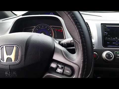 2008 Honda Civic 8th Gen Rattling Noise