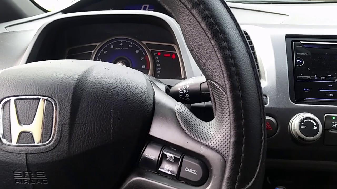 2008 Honda Civic 8th Gen Rattling Noise Youtube