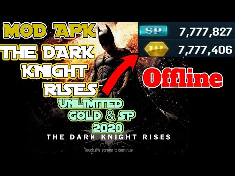 The Dark Knight Rises Mod Apk+Data|TDKN Highly Compressed Offline For All Android Devices & IOS 2020