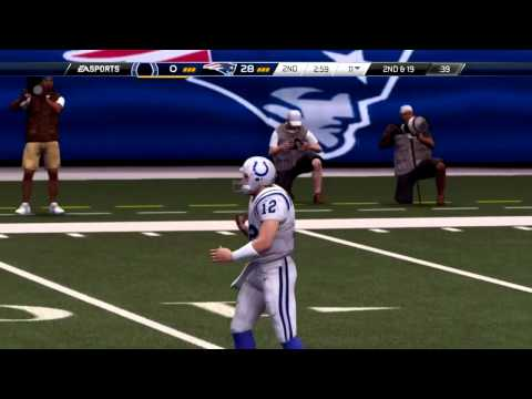 Madden 25 Gameplay Highlight: Robert Mathis sacks Andrew Luck