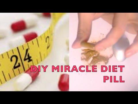 miracle weight loss pill