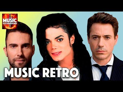MUSIC RETRO | Ep18 | Michael Jackson, Maroon 5, & Robert Downey Jr