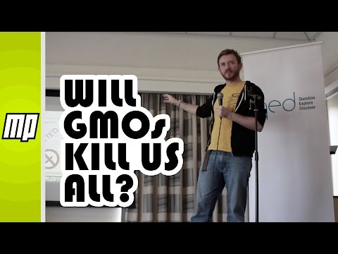 Will GMOs Kill Us All? - (QED 2016)