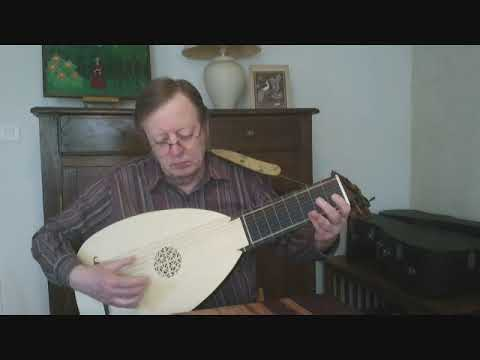 Fortune Angloise - Nicolas Vallet - Lute