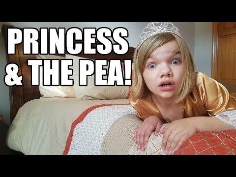 The Princess and the Pea! A Babyteeth4 Mini Movie