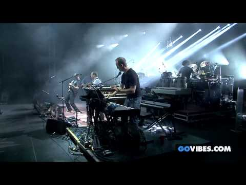 """Umphrey's McGee performs """"Forty Six & Two"""" at Gathering of the Vibes Music Festival 2014"""