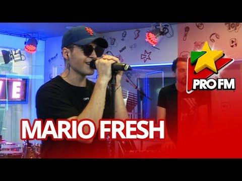 Mario Fresh - Daca Pleci | ProFM LIVE Session