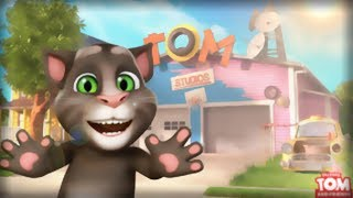 Talking Tom Cat - Outfit7 Limited Walkthrough