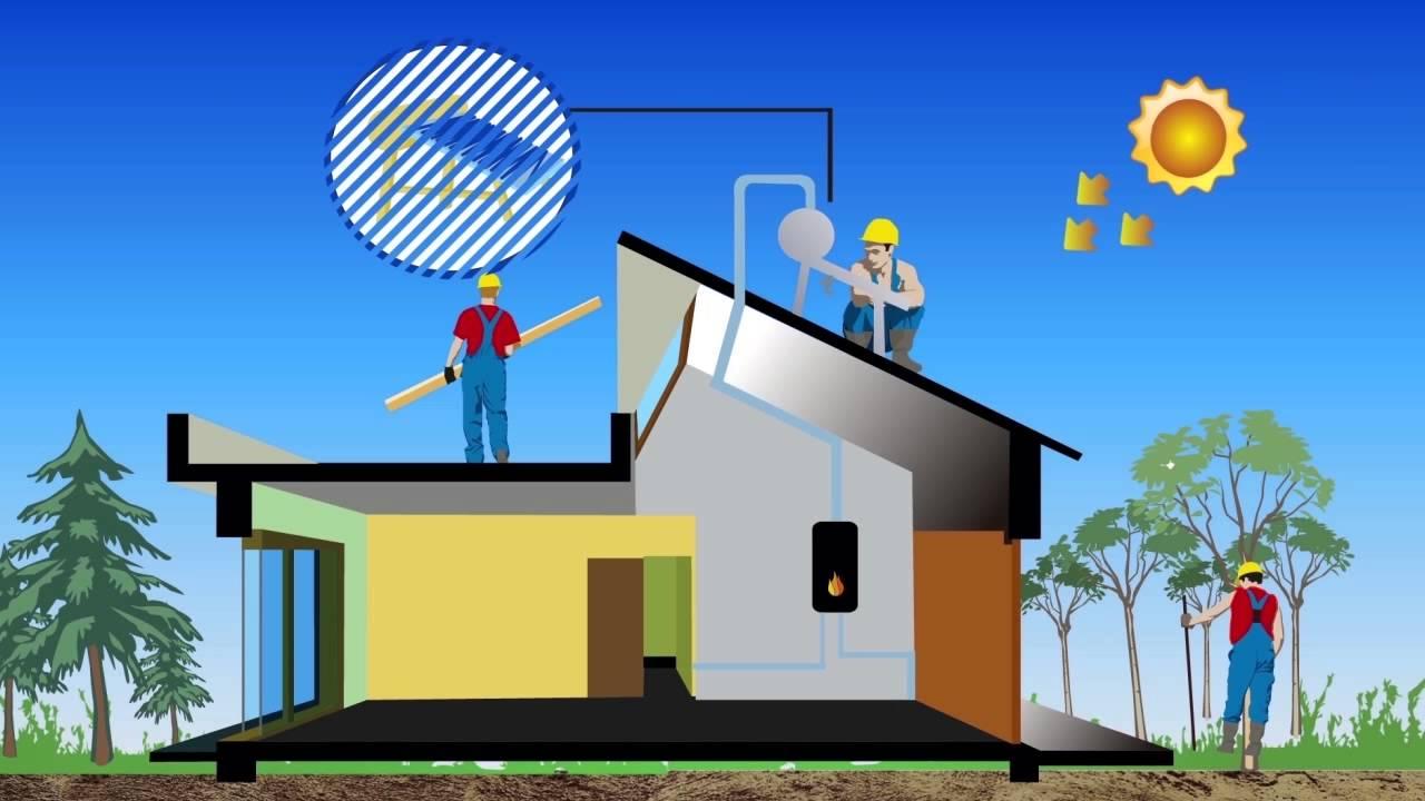 Viviendas bioclim ticas san luis argentina youtube for Construccion de casas bioclimaticas