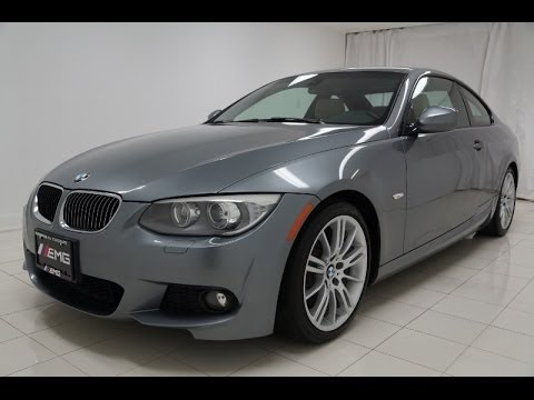 2011 bmw 3 series 328i e92 coupe for sale new jersey youtube. Black Bedroom Furniture Sets. Home Design Ideas