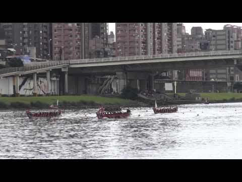 2012 Taipei Dragon boat 2nd Race (Quarter final) - Schneider Taiwan Design Center