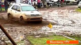 Toyota Fortuner Boot Camp Mumbai by Autocar India