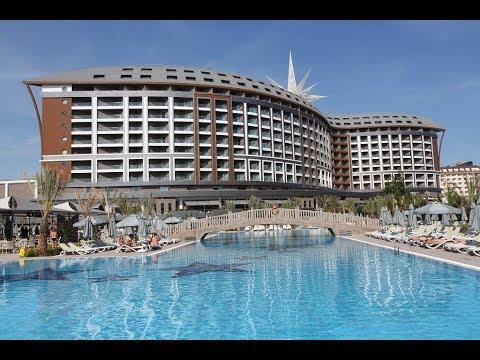 HOTEL ROYAL SEGINUS, ANTALYA, TURKEY.