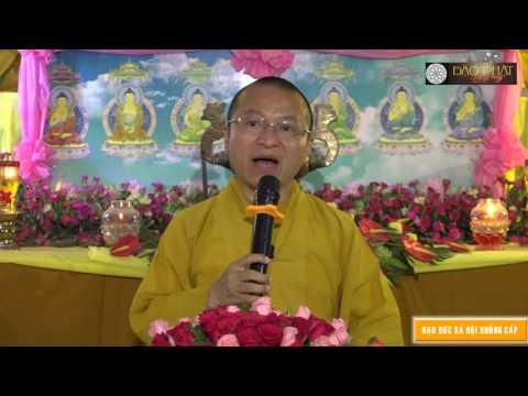 Vấn đáp: Đạo đức xã hội xuống cấp, niềm tin và kết quả, Phật tại tâm, hoạt động tín ngưỡng trong chùa