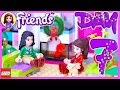 Lego Friends Day 7 Advent Calendar Christmas Countdown 2016 Build Review - Kids Toys