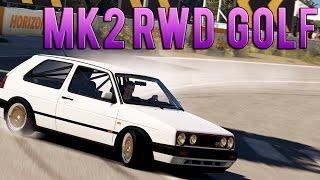 Forza Horizon 2 | Build It, Drift It, Kill It - Volkswagen Golf Mk2