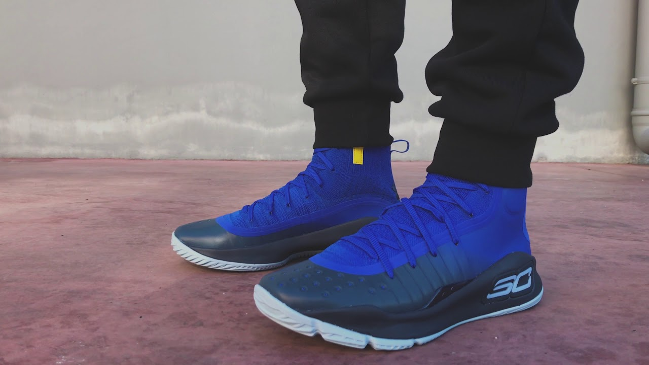352cbd5f1773 Under Armour CURRY 4