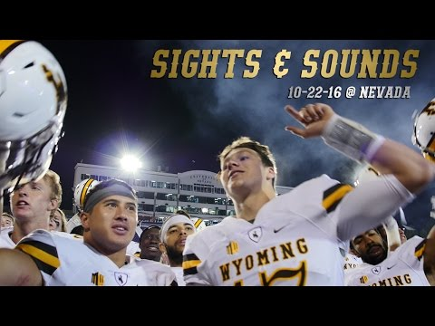 Sights & Sounds: The Nevada Game (10/22/16)