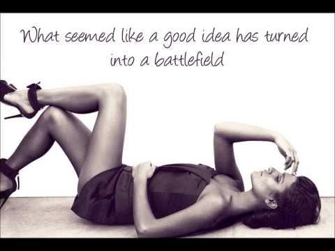 Lea Michele - Battlefield [Lyrics]