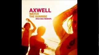 Axwell - Watch The Sunrise 2012 (Guli Mashup) prew
