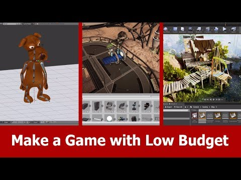 Make a Game With Low Budget