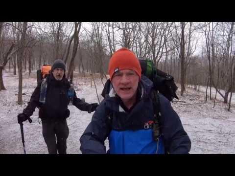 Cold Mountain Hike, February 2020, Blue Ridge Mtns, VA