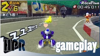 Ape Escape Racer on PSP