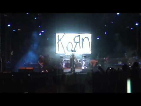 Korn - 'Right Now' live, Austin, TX 09 (5 cam mix)
