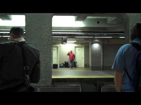 Karaoke at South Station