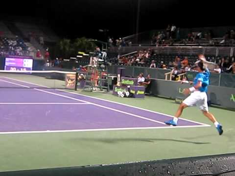 Novak Djokovic - Sony Ericsson Open - Miami - 2009