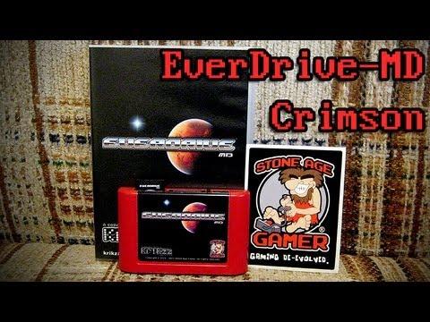 LGR - EverDrive-MD Sega Genesis Flash Cart Review