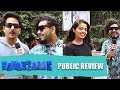 YouTube Turbo Nawabzaade Movie Public Review | First Day First Show | Raghav Juyal, Punit Pathak @BookMyShow