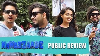 Nawabzaade Movie Public Review   First Day First Show   Raghav Juyal, Punit Pathak @BookMyShow