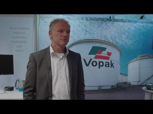 Vopak endorses Controlock